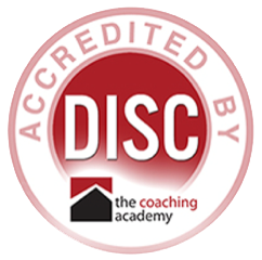Accredited by DISC logo